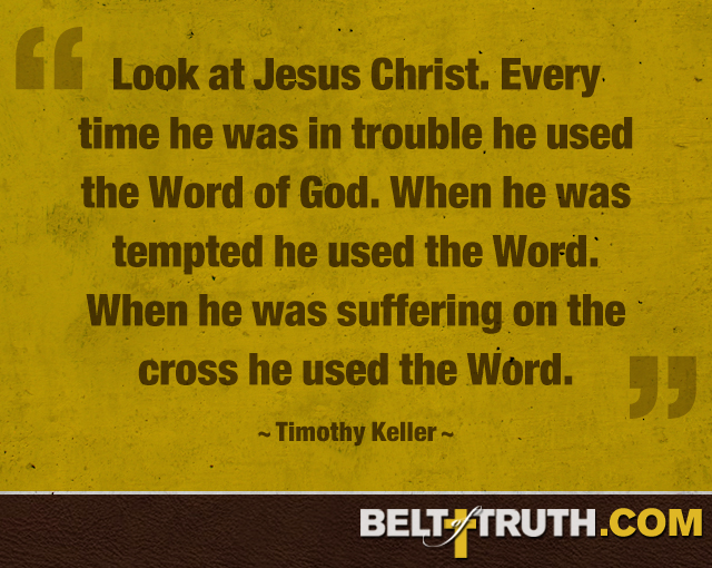 Smart Quote Timothy Keller Belt Of Truth Ministries Mesmerizing Timothy Keller Quotes